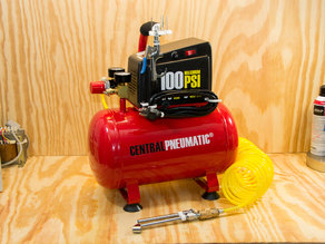 Accessories for 3gal Hotdog Air Compressor (HFT)