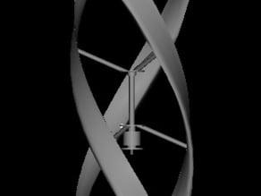 UGE VisionAIR3 Vertical Axis Wind Turbine