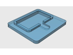 Ninebot ES2 - Cable cover