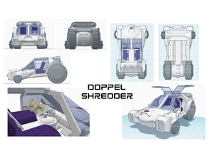 DOPPEL Shredder