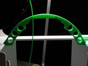 Printrbot Play Filament Guide: Half-Circle Shaped
