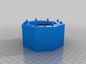 Box with Centrifugal Locks