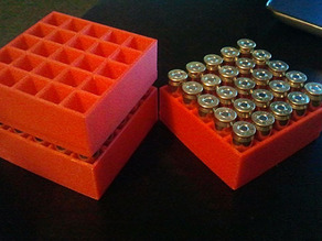 .45 Caliber Stackable Ammo Box