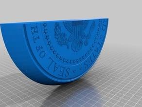 Vintage Presidential Seal