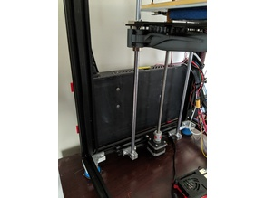 Ender 5 Control Box Bracket