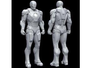 Iron Man (Easy Print)