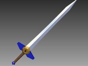 Biggoron's Sword - Redone