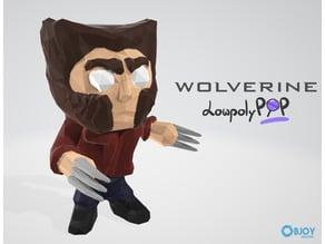Wolverine - LowpolyPOP by Objoy