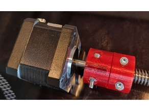 TR10x2 / NEMA17 clamp
