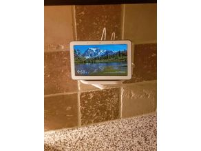 Google Home Hub Outlet Cover Mount