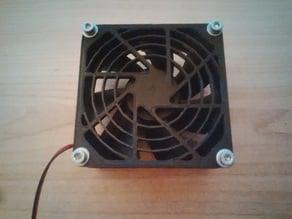 80mm fan guard