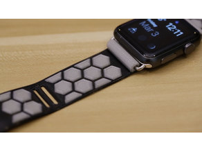 Apple Watch Band [Ninjaflex]