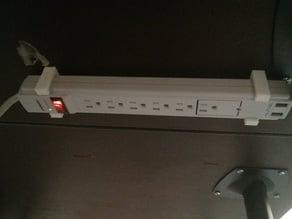 Power Strip Bracket