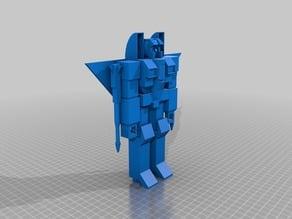 Starscream Robot-Mode