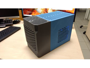 Mini-ITX PC case...