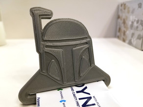 Boba Fett Toothpaste Squeezer - Reduced Thickness