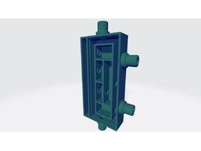 Formicarium 54x110 mm tubing modular hormiguero