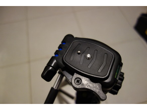 Hama Star tripod camera mount