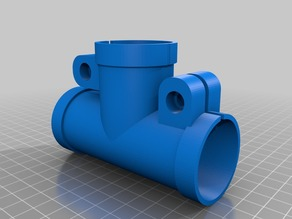 "T-Coupler for 1.5"" Pipe"