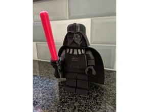 Lego Darth Vader Removable Helmet