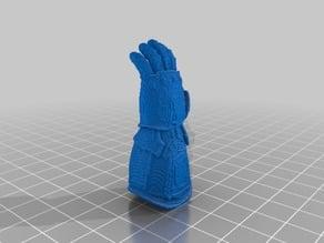 (3D Slash) InfinityGauntletSolid