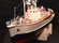Calypso RC ship