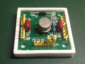 AD584 Voltage Reference module holder