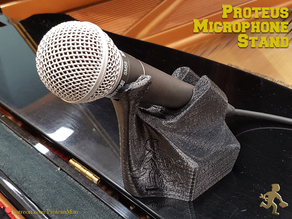 Proteus Microphone Stand