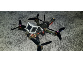 Armattan Rooster Gopro Session Mount [UPDATED]