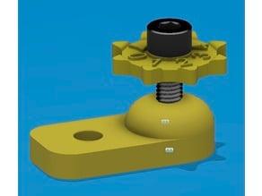 New Z Stop Screw Holder for D-Bot