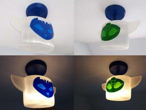PJ masks lamp