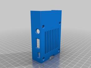 Ender 3 Raspberry Pi 2/3 mount (UPDATED V2)