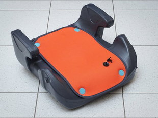 Pin replacement for infant car seat