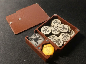 Discover: Lands Unknown - Generic Tokens Tray