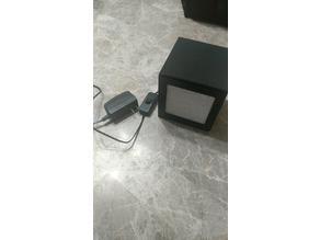 Lithophane Light Box Lamp
