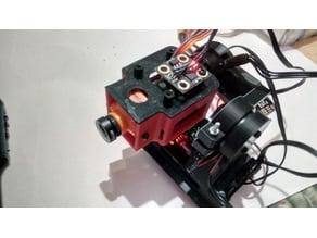 RunCam Split Mini 2X GimBal prototype