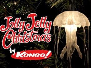 Kongo's Jolly Jelly Christmas Lights