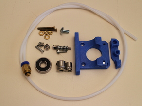 Compact Bowden Extruder, 1.75mm Filament for MK7 Drive Gear