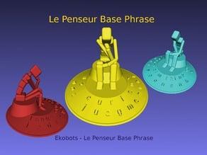 cC - Ekobots - Le Penseur Base Phrase