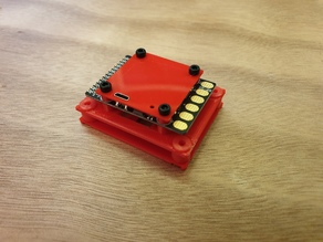Flight Controller Anti-vibration mount for Wing Fc-10 DOF