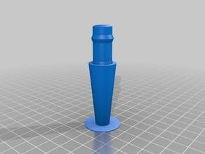 shisha hookah tube adapter