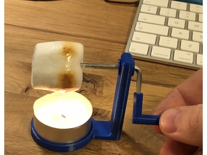 Hex-Key Marshmallow Grill