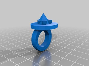 spike ring more printable at home
