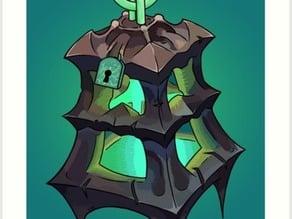 Halloween Thresh Lantern (League of Legends)
