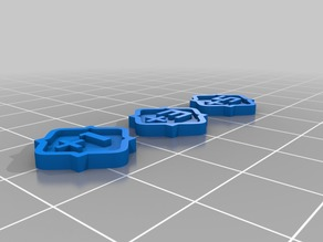 KeyForge Power Tokens