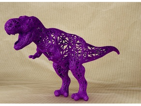 t rex decoration