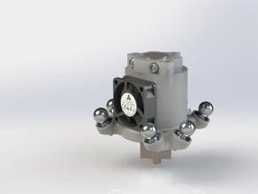 Kossel mini - magnet rod upgrade