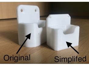 Apple AirPods Dock (simplified)
