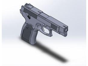 MP-443 Grach (Soviet pistol)