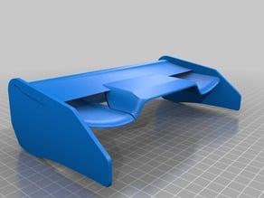 modular speed run rc wing / spoiler